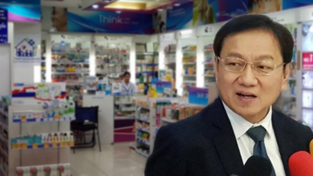 """สัปดาห์แรกจ่ายยา """"ร้านยา"""" ยังไม่คืบ คาดทยอยรับจริง พ.ย.นี้ สปสช.เร่งเชื่อมระบบข้อมูล"""