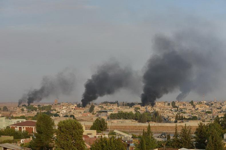Weekend Focus: ตุรกีเปิดปฏิบัติการโจมตีภาคเหนือซีเรีย  'ทรัมป์' ปัดเทพันธมิตรเคิร์ด-ขู่อังการา 'อย่าล้ำเส้น'