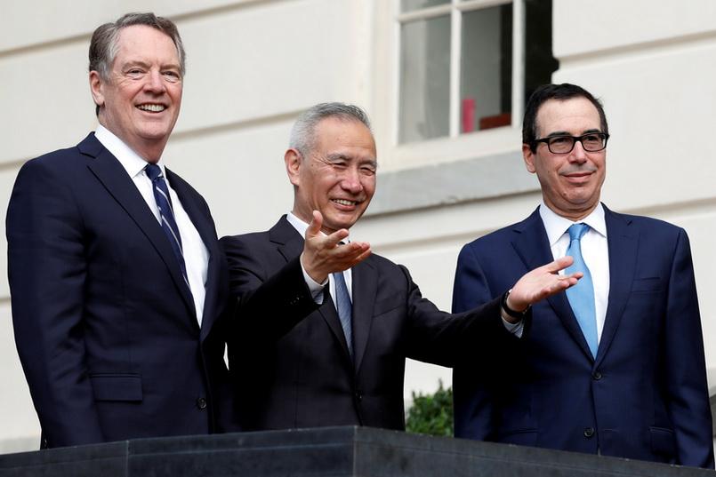 สหรัฐฯ บรรลุข้อตกลงการค้า 'เฟสแรก' กับจีน-ชะลอขึ้นภาษีระลอกใหม่