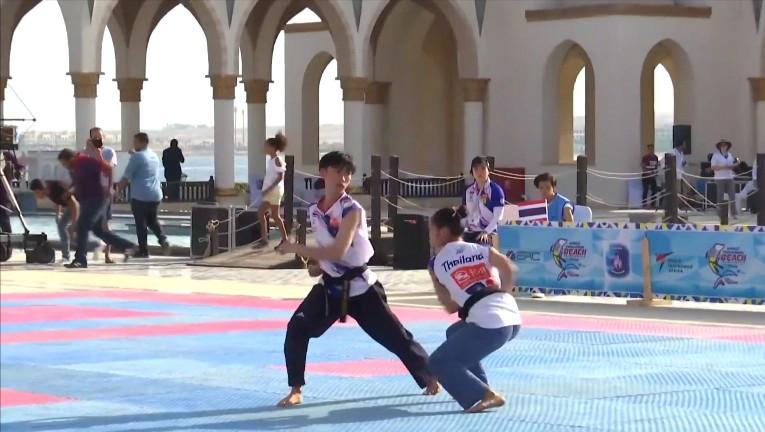 พุมเซ่ไทย สุดเจ๋ง! ผงาดคว้าแชมป์โลก 2 สมัยซ้อน