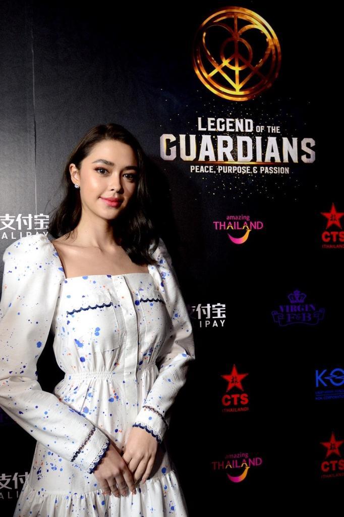 """""""แพทริเซีย ชวนคนไทย"""" เปิดประสบการณ์ ใน """"LEGEND FESTIVALS""""  มิวสิคเฟสครั้งประวัติศาสตร์ของเอเชียรับปี 2020 จับมือ 6 ประเทศ ประเดิมไทยที่แรก ในธีม LEGEND OF THE GUARDIANS"""