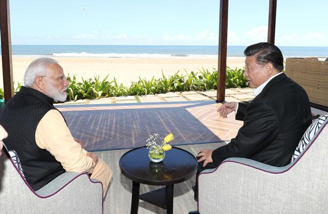 จีน - อินเดีย เห็นพ้อง-จับมือพัฒนายุทธศาสตร์ระดับโลกซึ่งกันและกัน