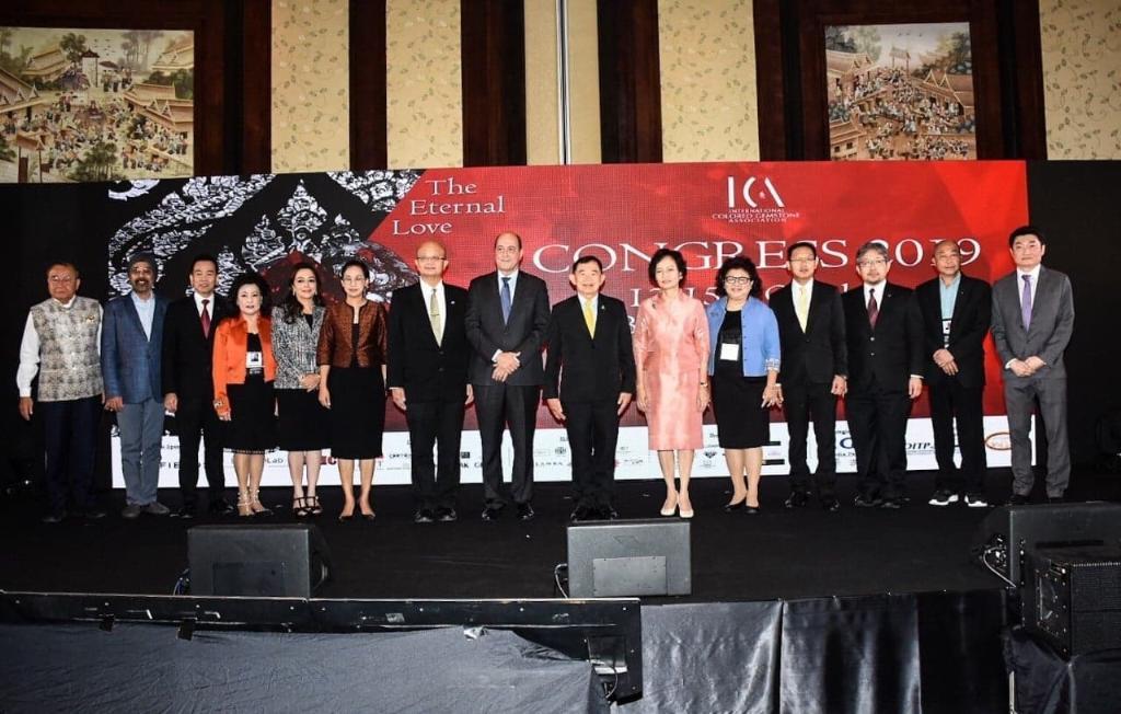 """""""วีรศักดิ์""""ยันไทยพร้อมเป็นฮับการค้าอัญมณีและเครื่องประดับของโลก"""