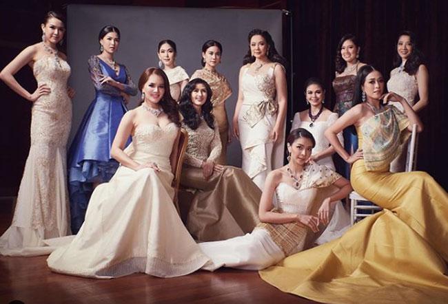 สวยอลัง! เมื่อสาวงามระดับประเทศเจ้าของตำแหน่งนางสาวไทยมาเจอกัน