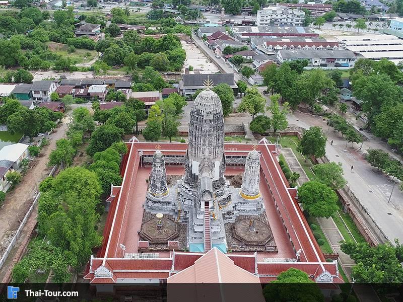 เชื่อหรือไม่ วัดเก่าแก่ที่สุดในเมืองไทย อายุราวพันปี! อยู่กลางเมืองในภาคกลางนี่เอง!!