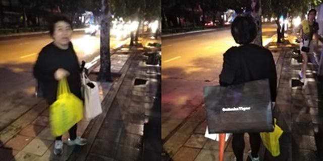 โผล่อีก! หญิงสูงวัยใช้มุกเดิมกระเป๋าโดนกรีด หวังหลอกคนขี้สงสาร