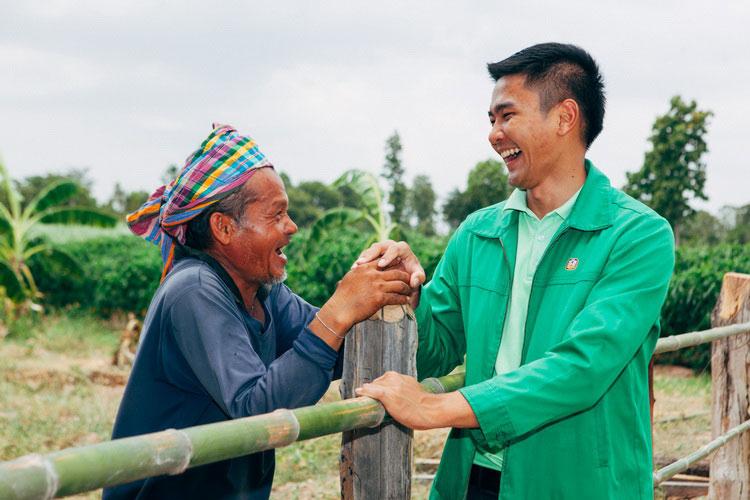 ธ.ก.ส. ศูนย์กลางทางการเงินครบวงจรของภาคชนบท ยกระดับเกษตรกรไทยให้มีคุณภาพชีวิตที่ยั่งยืน