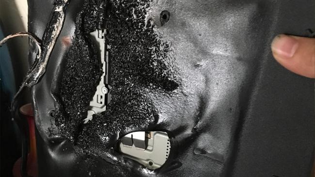 อภินิหาร! PS4 ยังใช้การได้ แม้บ้านไฟไหม้