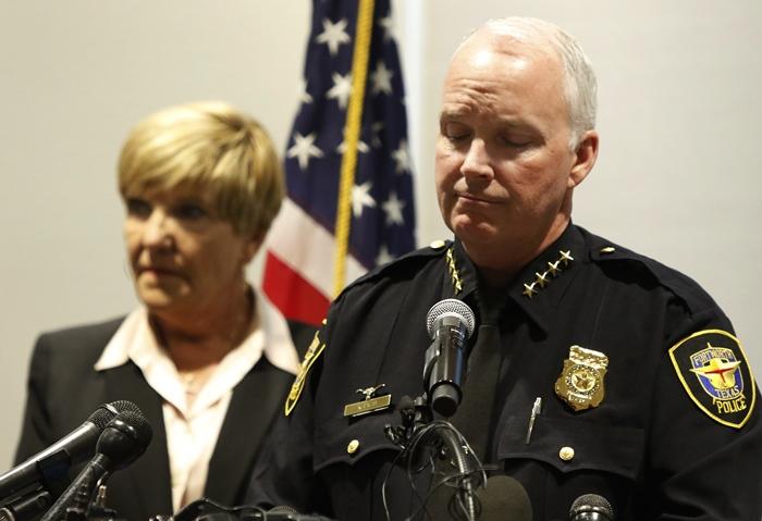 จับตร.เทกซัสยิงหญิงผิวดำดับคาบ้าน เผย'เมืองที่เกิดเหตุ'ปีนี้ ตำรวจยิงประชาชนแล้ว9คดี