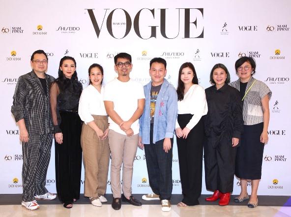"""4 แบรนด์ดีไซเนอร์ สร้างสรรค์ผลงานยอดเยี่ยม คว้ารางวัล """"VOGUE Who's on Next, The Vogue Fashion Fund 2019"""" ปีที่ 6"""