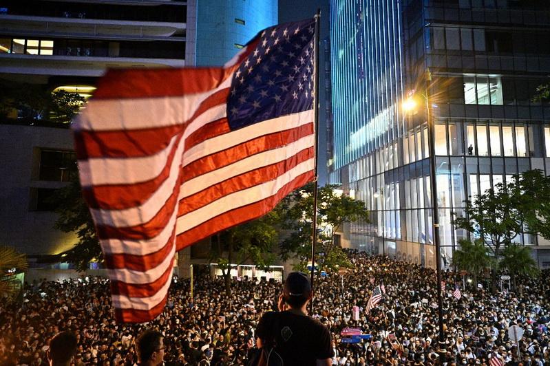 สภาผู้แทนสหรัฐฯ ผ่านกม.หนุนสิทธิมนุษยชนฮ่องกง จีนคำราม 'หยุดแทรกแซง'