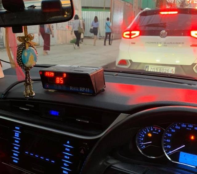 หนุ่มเล่าประสบการณ์นั่งแท็กซี่ แต่ต้องมาขับเอง เหตุโซเฟอร์ปวดปัสสาวะกะทันหัน