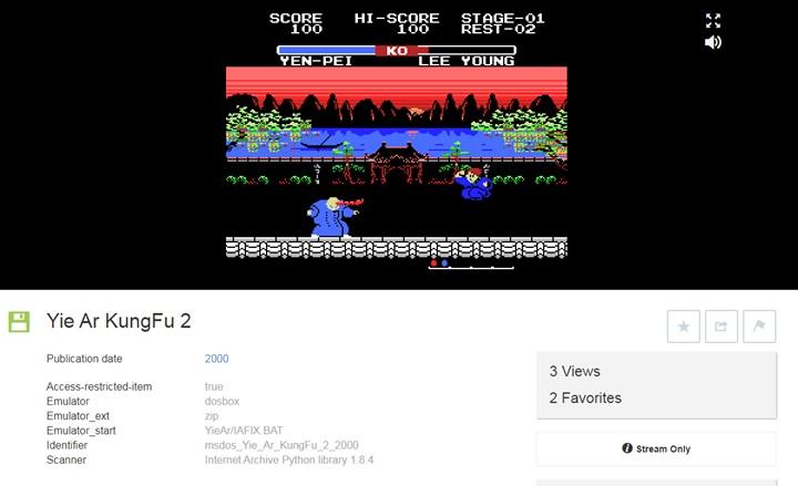 คลาสสิก! เกมระบบ MS-DOS เปิดเล่นผ่านเว็บ 2,500 รายการ