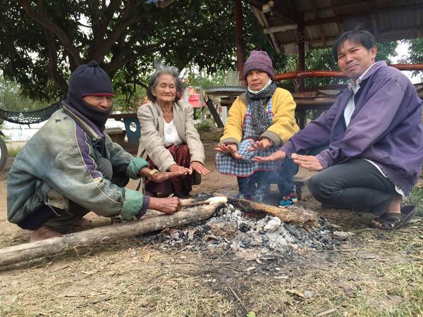 เตือนสูงวัยระวัง 4 กลุ่มโรค หลังอุตุฯ บอกไทยจะเข้าฤดูหนาว 17 ต.ค.นี้