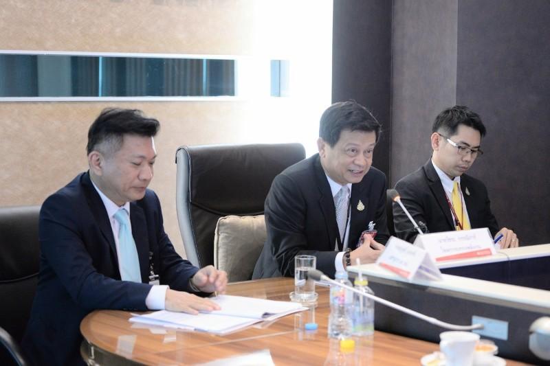 กมธ.พลังงานวุฒิสภารุดสอบถามความคืบหน้าพื้นที่ทับซ้อนไทย-กัมพูชา
