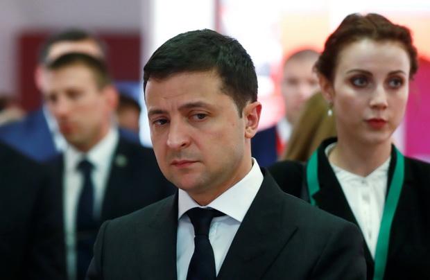 ปธน.ยูเครนเมินเอี่ยวถอดถอนทรัมป์ ไม่ขอแทรกแซงประเทศอื่น