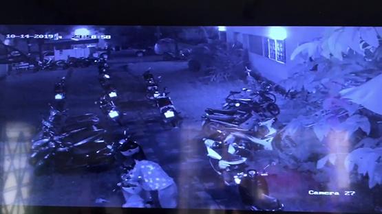 แมสเซ็นเจอร์ร้องคนร้ายลักรถจยย.กลางดึก วอนตำรวจช่วยติดตาม