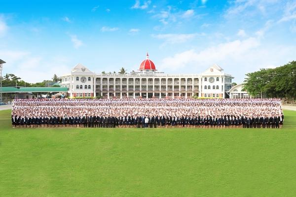 คณะผู้บริหาร - ครูโรงเรียนในเครือสารสาสน์ (ประชุมใหญ่ ประจำปีการศึกษา 2562) ครูไทย จำนวน 6,498 คน