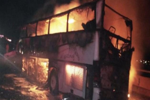 รถบัสซาอุฯ พุ่งประสานงาใกล้ 'มะดีนะห์' ต่างชาติดับ 35 ศพ-เจ็บ 4