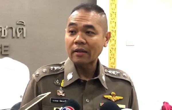 ผบ.ตร.จี้ตำรวจเร่งจับคนร้ายยิงถล่มผู้ช่วย ส.ส.ภูมิใจไทยเมืองพุทลุงดับ