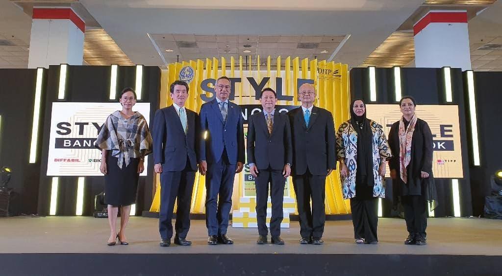 """""""พาณิชย์""""จัดงาน STYLE Bangkok มั่นใจดันสินค้า SMEs ดีไซเนอร์รุ่นใหม่ ผู้ผลิตท้องถิ่นโกอินเตอร์"""