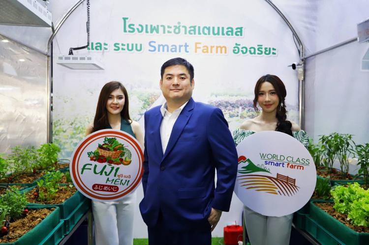 """โรงเรือนเพาะชำสเตนเลสอัจฉริยะ"""" ฝีมือคนไทย สร้างผลผลิตผัก-ผลไม้ปลอดภัย ไร้สารตกค้าง"""