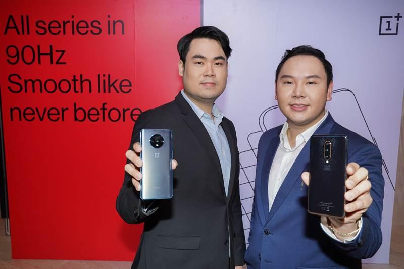 "OnePlus เปิดตัวสมาร์ทโฟนรุ่นใหม่ล่าสุด ""OnePlus 7T Series"""