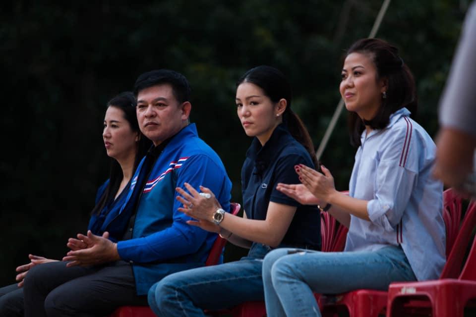 """""""พปชร."""" ลุยราชบุรี เปิดเวที """"ประชาธิปไตยไทยอิ่ม ไม่ต้องแก้กินได้เลย"""" """"มาดามเดียร์"""" มั่นใจ หลังงบปี 63 ผ่าน ทุกนโยบายจะเดินหน้าไปอย่างรวดเร็ว"""