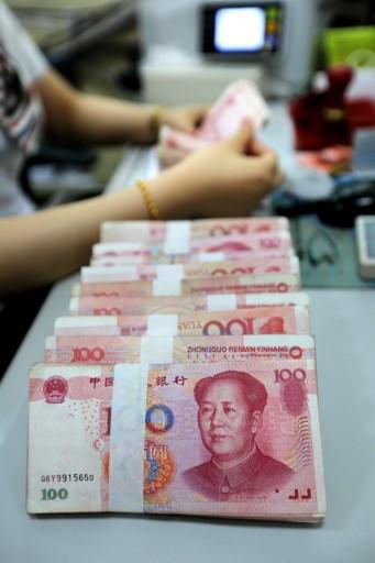 ในจำนวนผู้ที่มีทรัพย์สินมากที่สุดร้อยละ 10 ของโลกนั้น มีชาวจีนทั้งหมด100 ล้านคน (แฟ้มภาพเอเอฟพี)