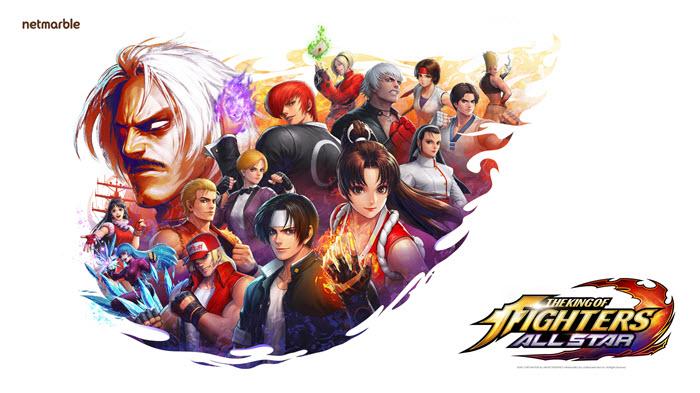 """The King of Fighters ALLSTAR"" เปิดตัวพร้อมกันทั่วโลกแล้ววันนี้!"