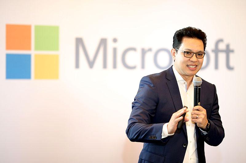 ไมโครซอฟท์ หวังเห็นธุรกิจไทยนำ AI ไปใช้ในคอร์บิสสิเนส