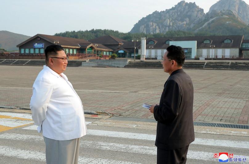 'ผู้นำคิม' สั่งรื้อรีสอร์ตของเกาหลีใต้ที่สถานตากอากาศ 'ภูเขาคุมกัง'