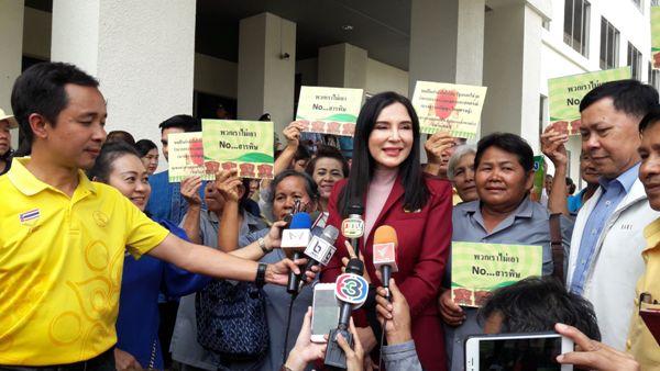 """""""มนัญญา""""ลั่นไทยแบน 3 สารพิษตามสิทธิ ประกาศนำร่องทำอุทัยฯเป็นเมืองปลอดสาร"""