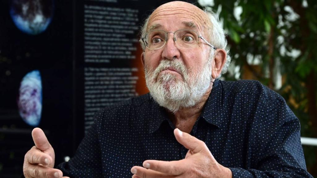 Michel Mayor  (AFP)