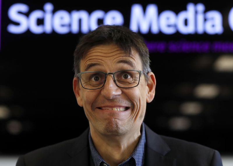 Didier Queloz (Frank Augstein/AP)