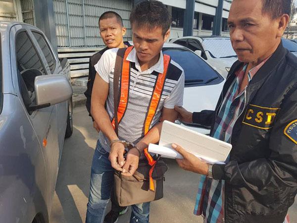 ผู้รับเหมาหนีคดีข่มขืนหลานวัย 13 ยังปฏิเสธ อ้างถูกพ่ออริแจ้งจับ