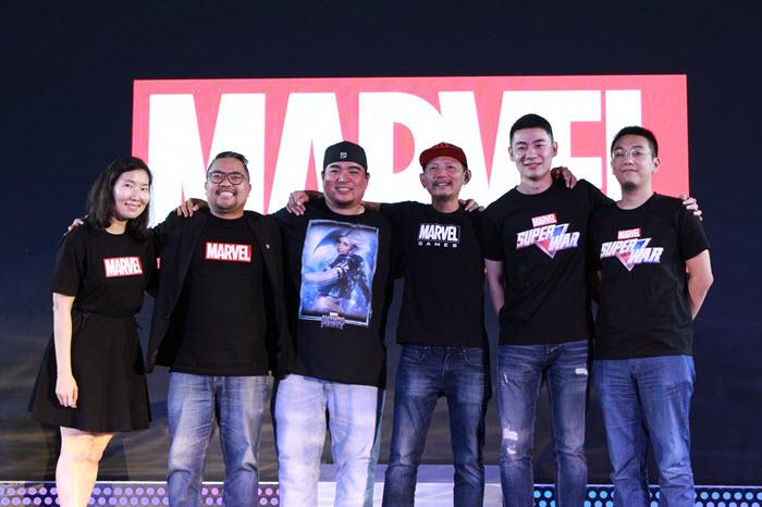 """มาร์เวลปล่อยของ! """"Future Fight"""" เปิดตัวฮีโร่คนไทย """"Super War"""" เปิดเทสรอบสอง 21 พ.ย.นี้"""