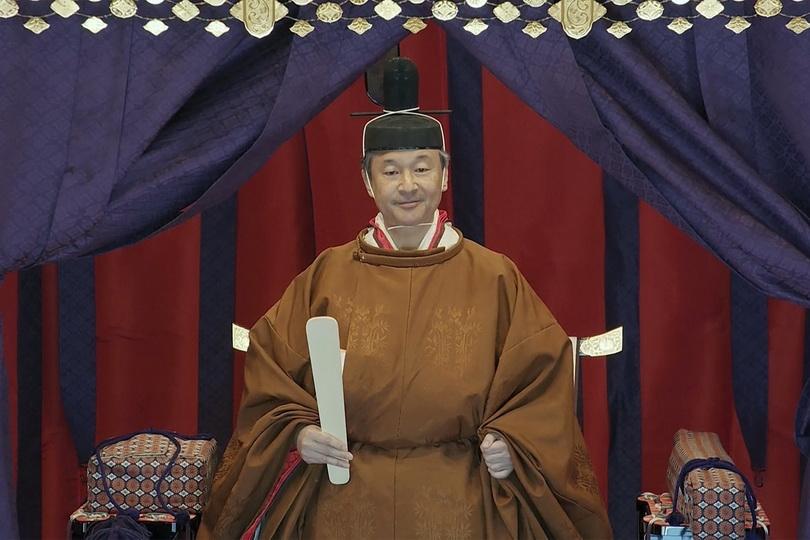 Weekend Focus: 'จักรพรรดินารูฮิโตะ' ทรงครองราชย์ บรมราชาภิเษกงดงามสมพระเกียรติ