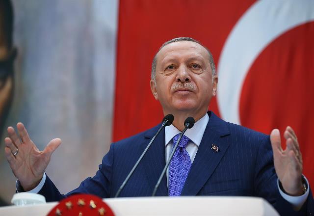 """ผู้นำตุรกีขู่ขจัด """"ผู้ก่อการร้าย"""" ออกจากชายแดนซีเรียให้หมด หากข้อตกลงกับรัสเซียล่ม"""