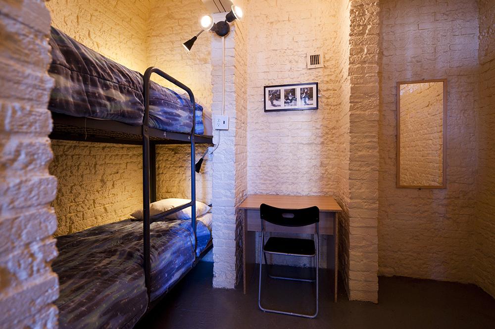 บรรยากาศห้องพักใน โฮสเทล HI- Ottawa Jail Hostel