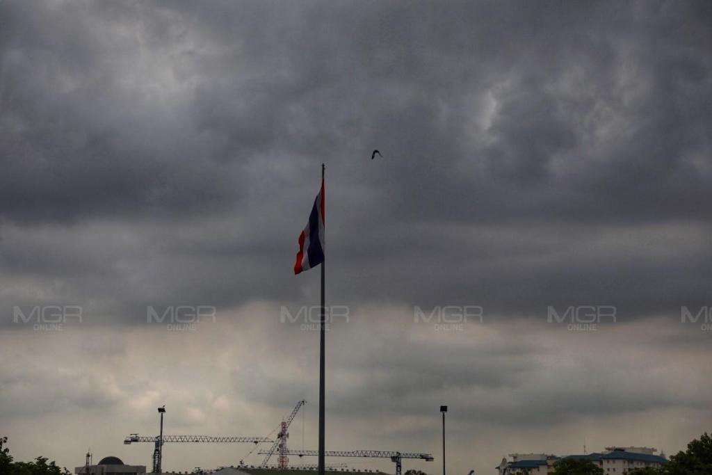 อุตุฯ เตือน 29 ต.ค.-1 พ.ย.นี้ ไทยตอนบน ฝนฟ้าคะนอง-ลมแรง ก่อนอุณหภูมิลด 2-4 องศา