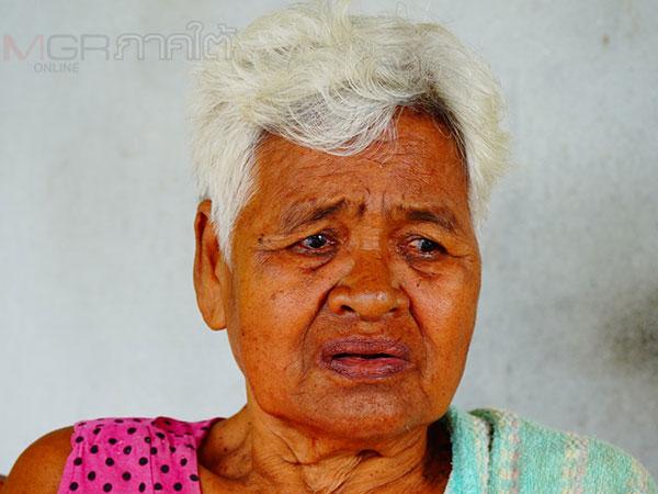 ขาใหญ่! คุณยายวัย 78 ผวาถูกแก๊งทวงหนี้โหดปาระเบิดขู่ถึงหน้าบ้าน