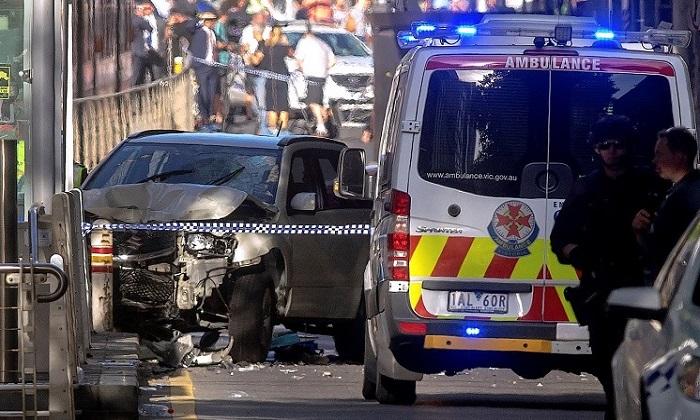 ออสเตรเลียให้อำนาจตำรวจ 'วิสามัญฯ' คนร้ายที่ตั้งใจขับรถพุ่งชนคน