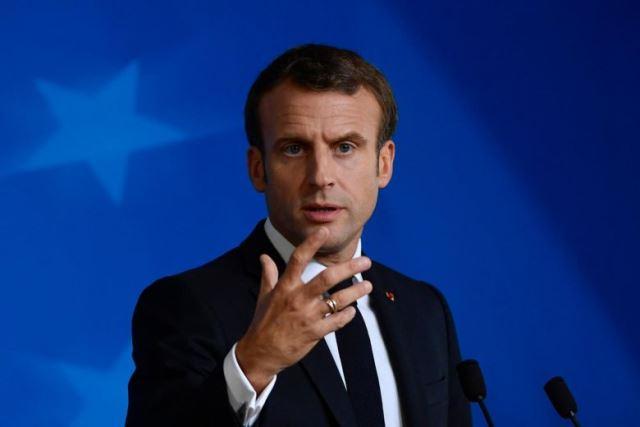 """ผู้นำฝรั่งเศสลั่นผลักดัน """"แผนปฏิรูปเงินบำนาญ"""" ถึงที่สุด ไม่แคร์หยุดงานประท้วง"""