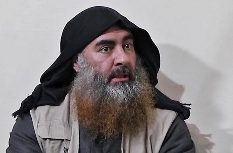 สหรัฐฯ นำศพ 'บักดาดี' ผู้นำสูงสุด IS ไปทำพิธีฝังในทะเลแล้ว
