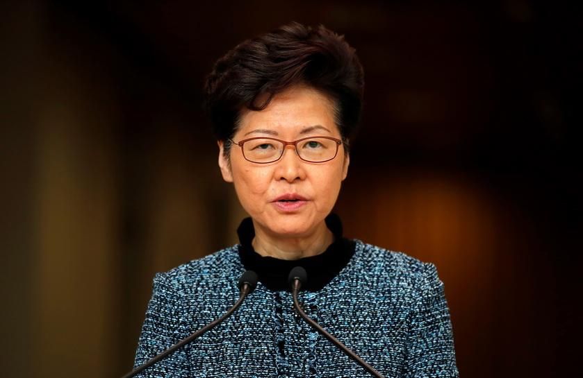 ประท้วงทำพิษ! ผู้ว่าฯ 'แคร์รี ลัม' คาดเศรษฐกิจฮ่องกงโต 'ติดลบ' ในปี 2019