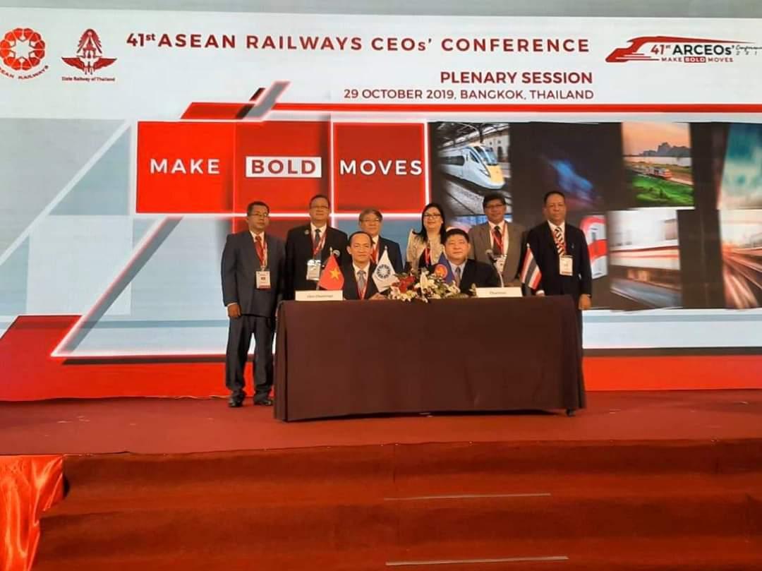 ถกผู้ว่าฯรถไฟอาเซียน 8 ประเทศ ไทยเล็งฟื้นเดินรถโกลกฯ- มาเลเซีย