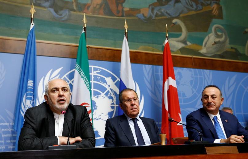 รัสเซีย-อิหร่านจวก 'ทรัมป์' ส่งทหารคุมน้ำมันในซีเรีย-เตือนอย่าปล้นทรัพยากรชาติอื่น