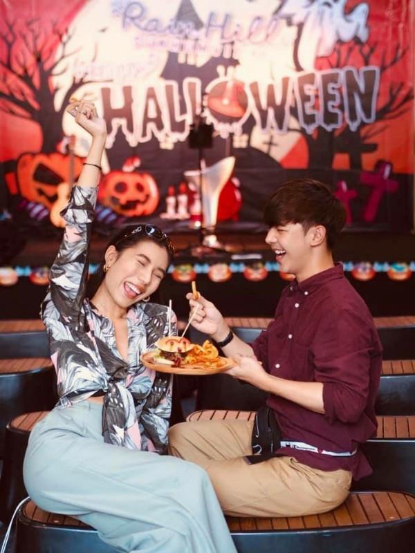 เริ่มแล้วจ้า...Happy HALLOWEEN  ชม ชิม ชิล ต้อนรับเทศกาลฮาโลวีน