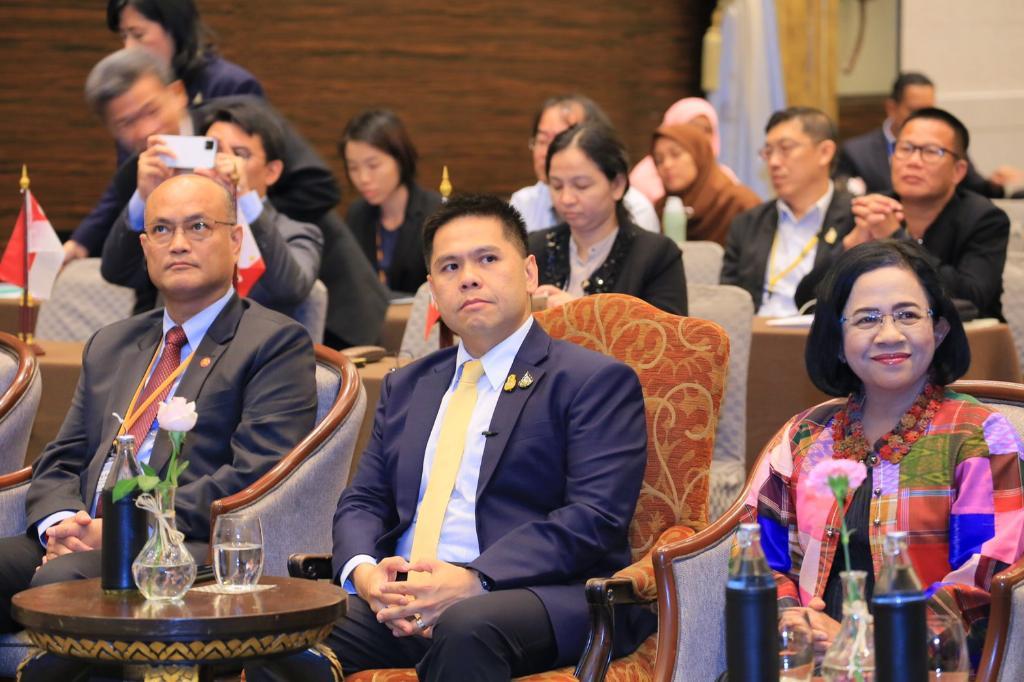 รมว.ทส. เป็นประธานปิดการประชุมเชิงปฏิบัติการด้านขยะทะเลระดับอาเซียน